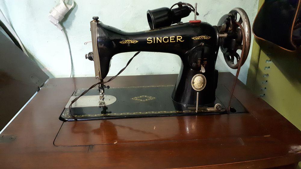 Machine a coudre singer ancienne 0 Simiane-Collongue (13)