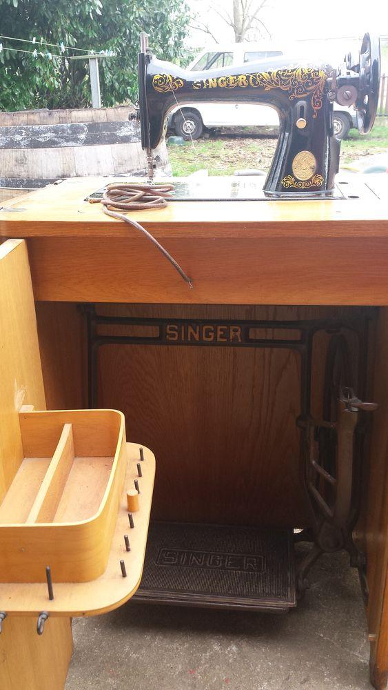 Machine à Coudre SINGER  60 Saint-Pierre-le-Moûtier (58)