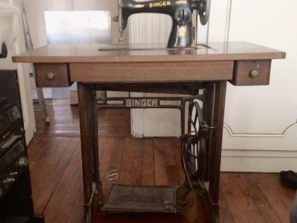 Machine à coudre Singer 100 Issy-les-Moulineaux (92)