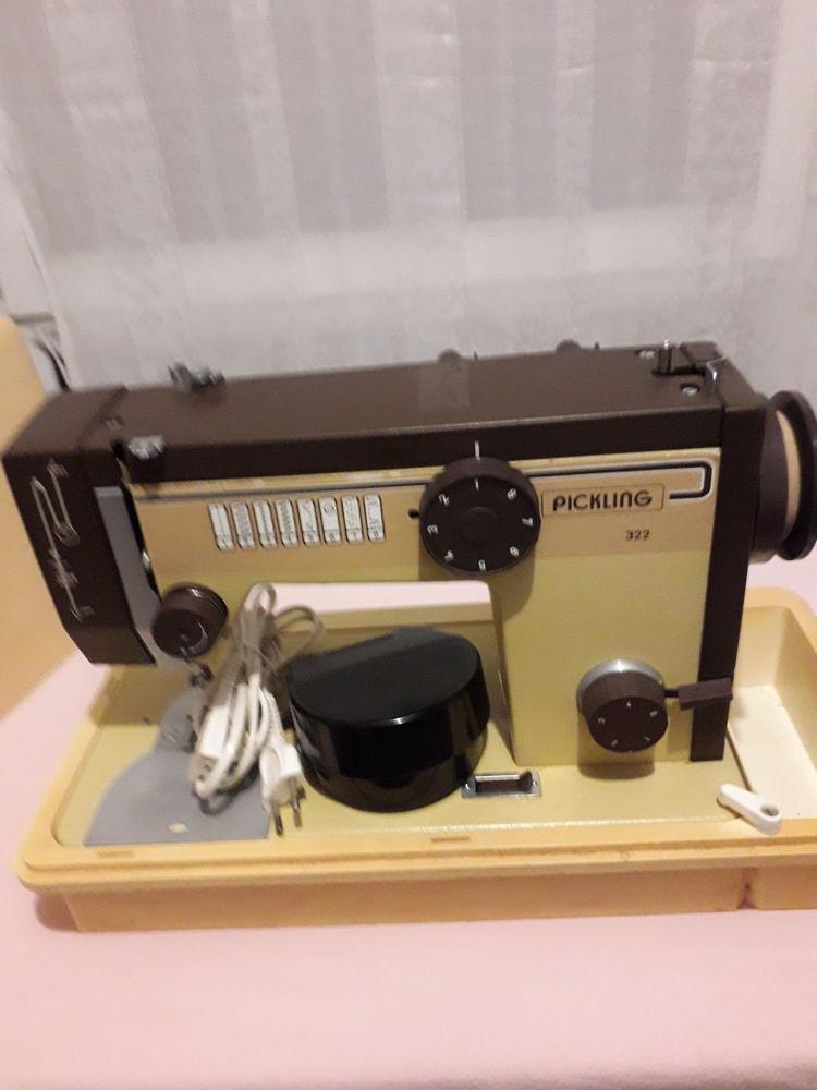 Machine à coudre  80 Liévin (62)