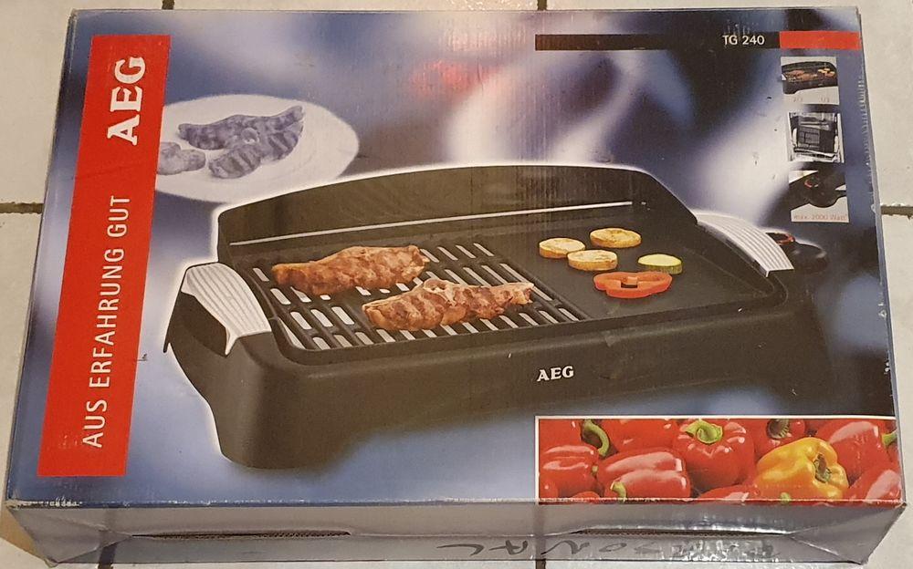 AEG Machine à cuisson électrique 30 Apach (57)