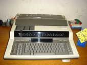 Machine a écrire électronique 280 Cestas (33)