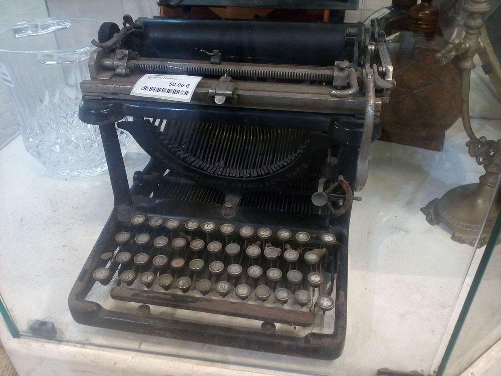 Machine à écrire Japy Décoration