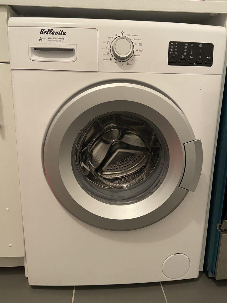 Machine à laver Bellavita 120 Deuil-la-Barre (95)