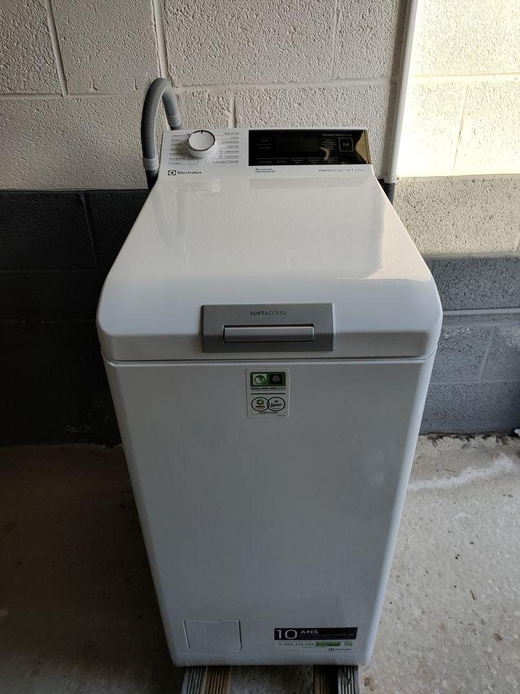 Machine a laver ELECTROLUX ref: EW7T3733BO  350 Billy-Montigny (62)