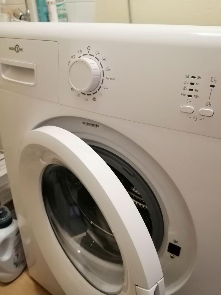 Machine à laver 100 euros, Electroménager
