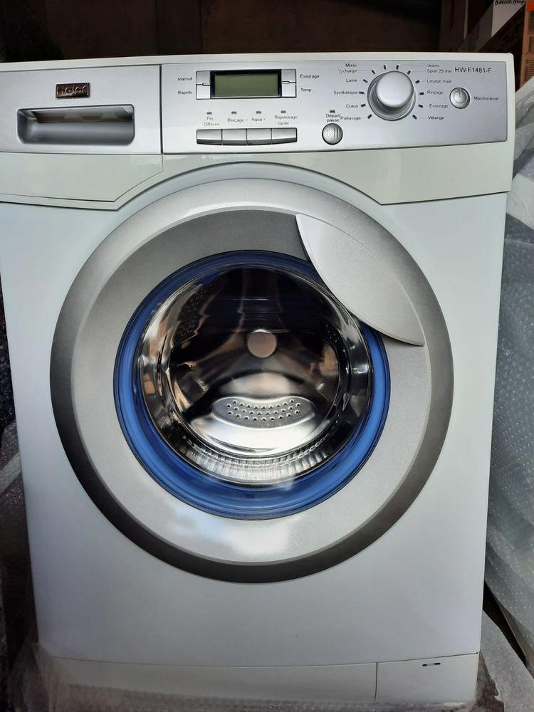 : d'une machine à laver HAIER neuve charge 8kgs Electroménager