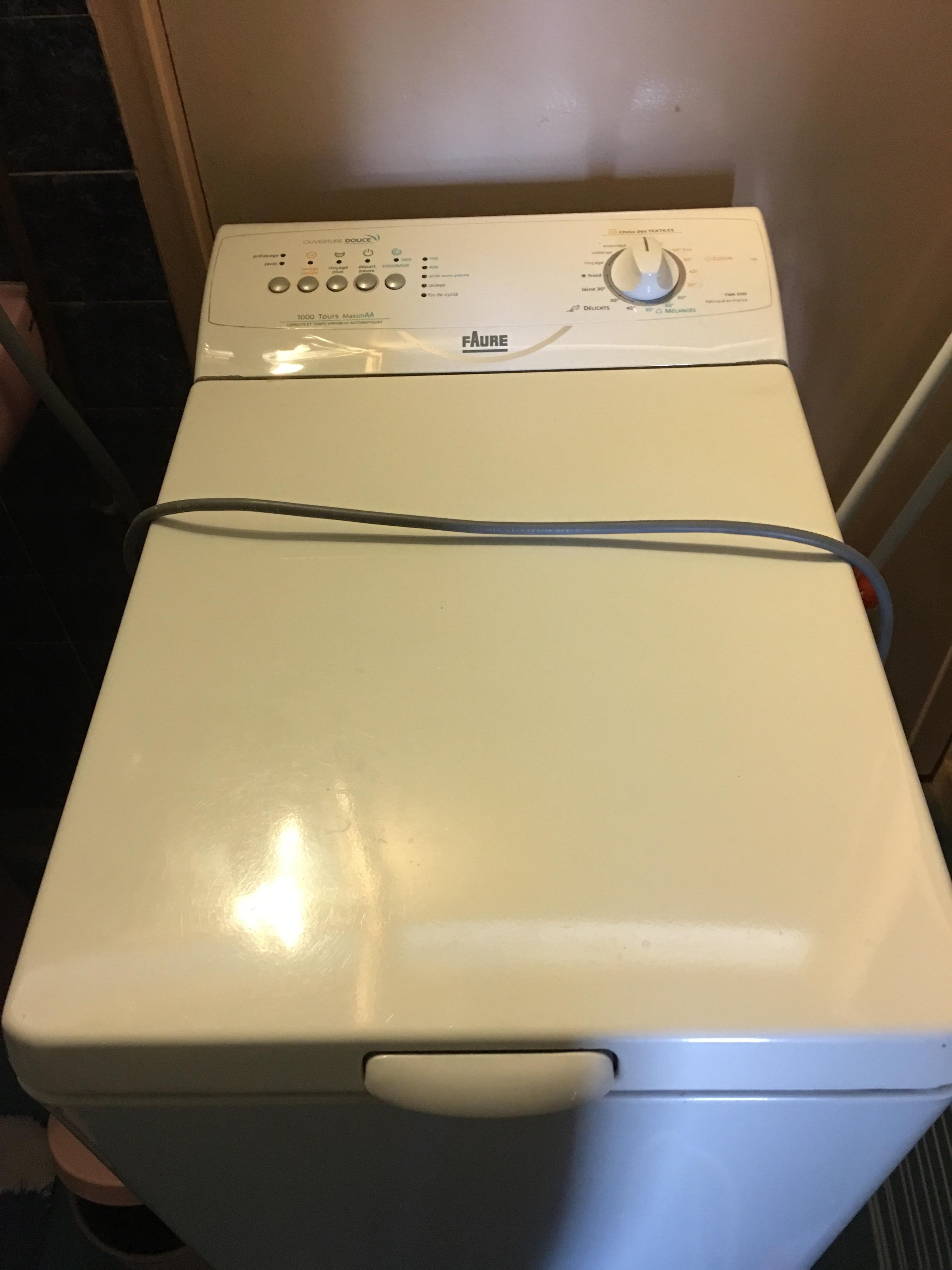 Machine à laver le linge 120 Antony (92)