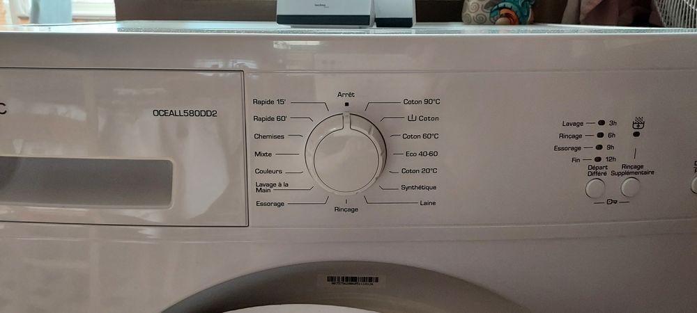 Machine a laver OCEANIC 150 Outreau (62)
