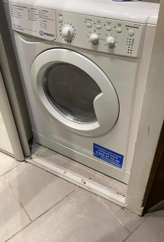 Machine à laver sèche linge 180 Paris 13 (75)