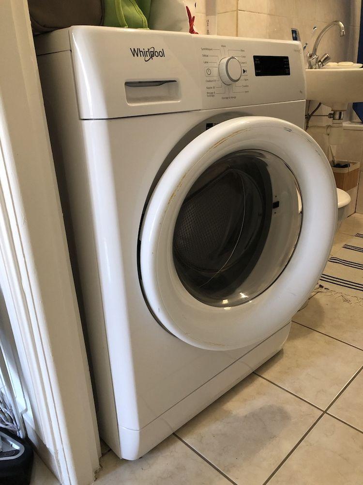 Machine à laver Whirpool 9 kg  250 Paris 11 (75)