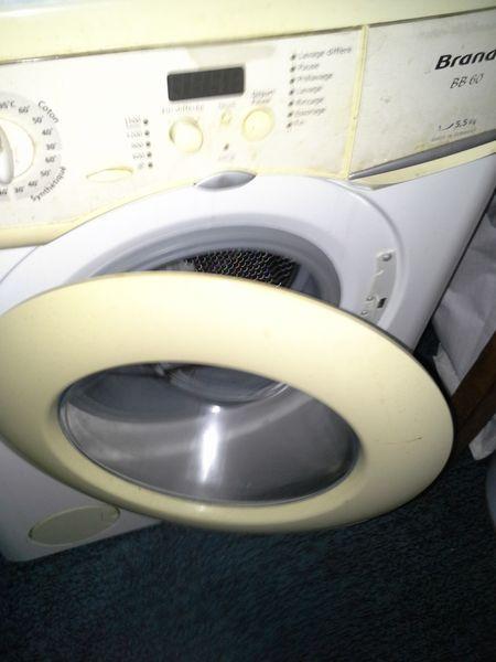 machines laver occasion en haute vienne 87 annonces achat et vente de machines laver. Black Bedroom Furniture Sets. Home Design Ideas