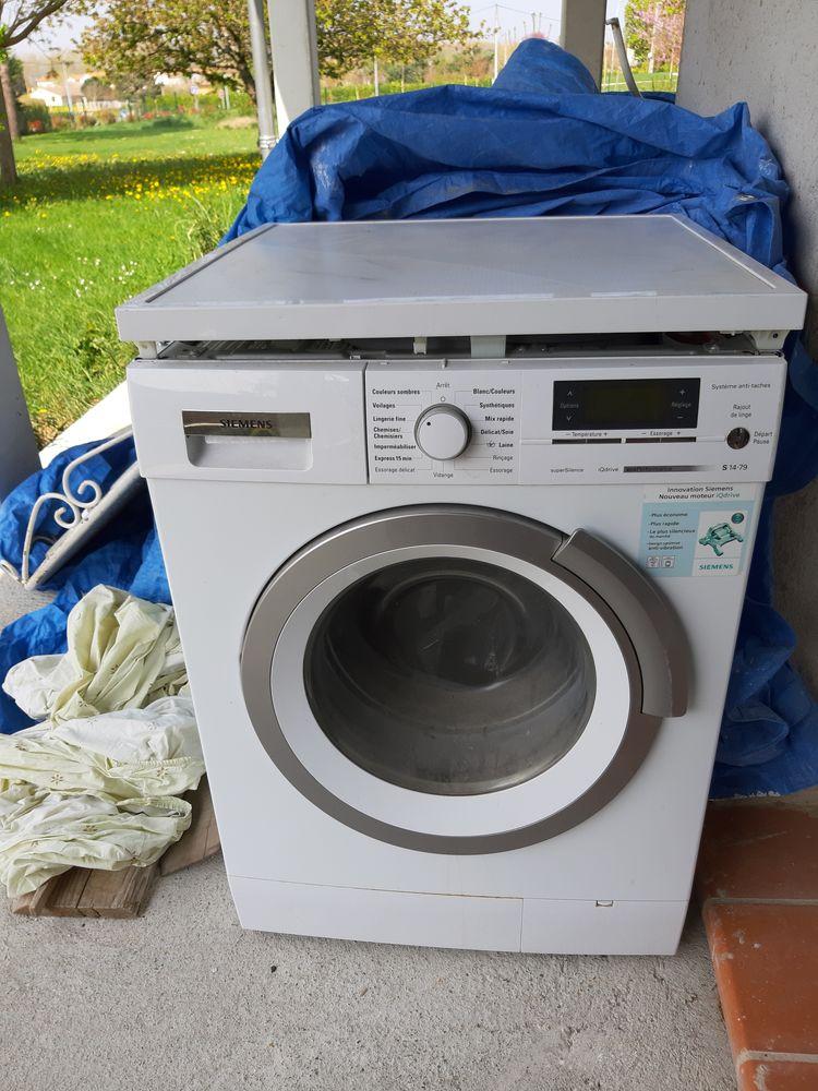 machine a laver  0 Villefranche-de-Lauragais (31)