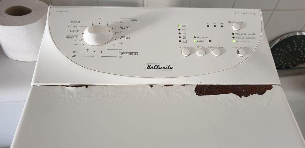 Machine à laver top 55 Brunoy (91)