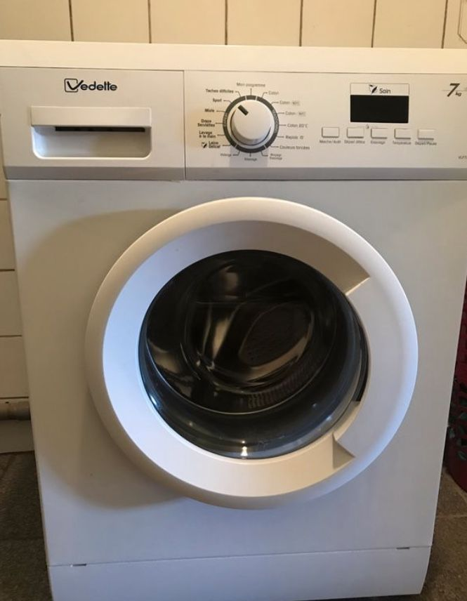 Machine à laver  250 Matoury (97)