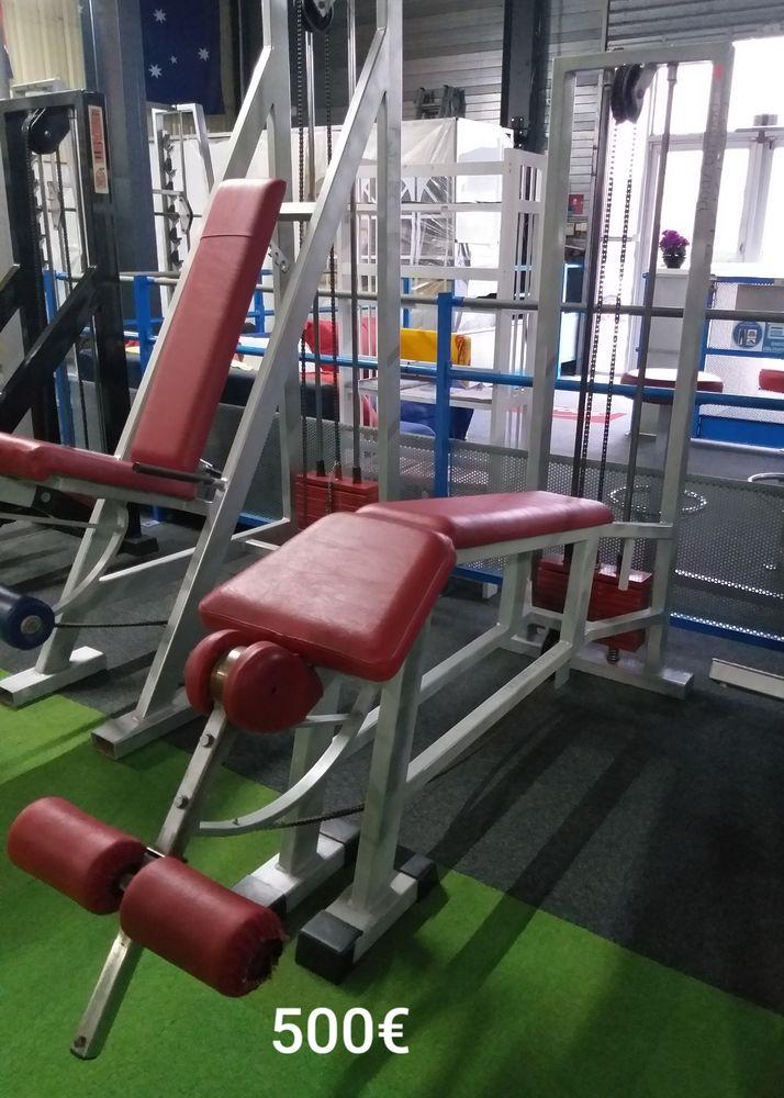 Machine musculation faite vôtre prix 0 Saint-Martin-Lalande (11)