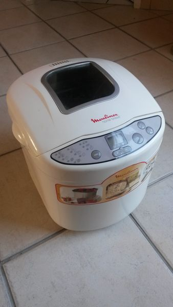 achetez machine à pain occasion, annonce vente à bailly
