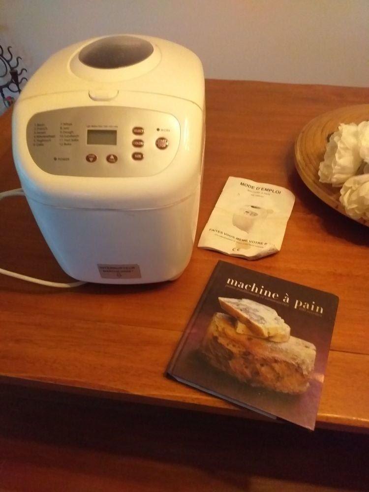 Machine à pain 20 Gan (64)