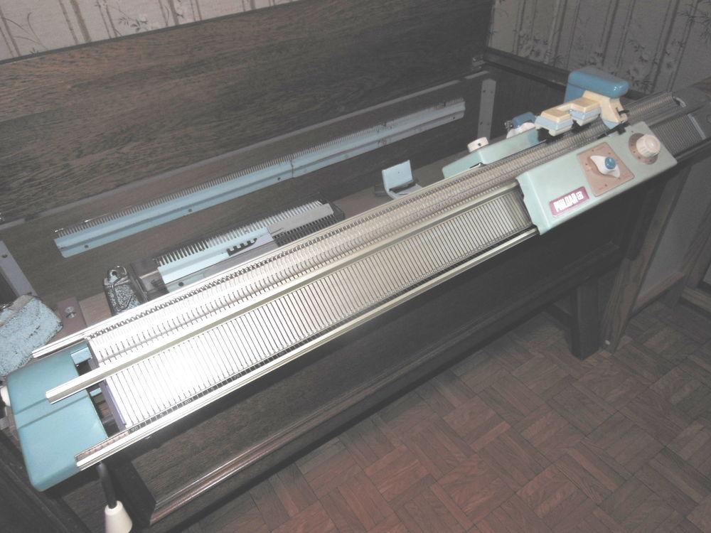 machine à tricoter PHILDAR Très bon état, complète 342 Millau (12)