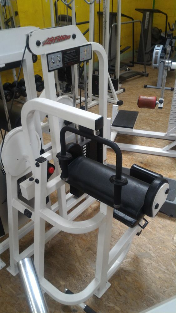 Machines Reconditionnées PRO Life Fitness 750 Pierres (28)