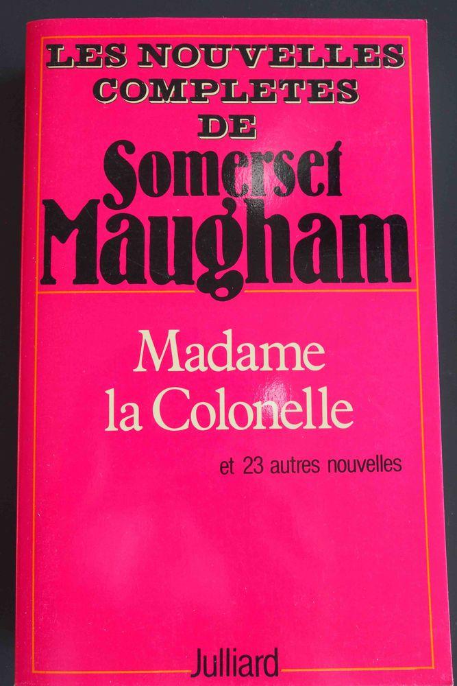 Madame la Colonelle - Somerset Maugham, 7 Rennes (35)
