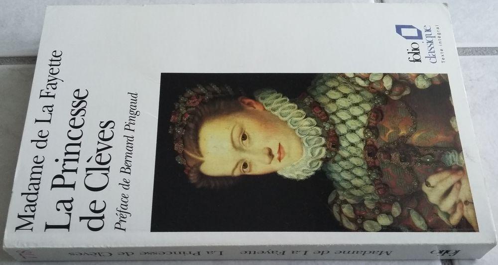 Madame Fayette - La Princesse de Clèves -Etat Neuf 4 Foncine-le-Haut (39)