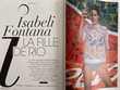 Madame Figaro Isabeli Fontana N°22343 10/06/2016 Livres et BD