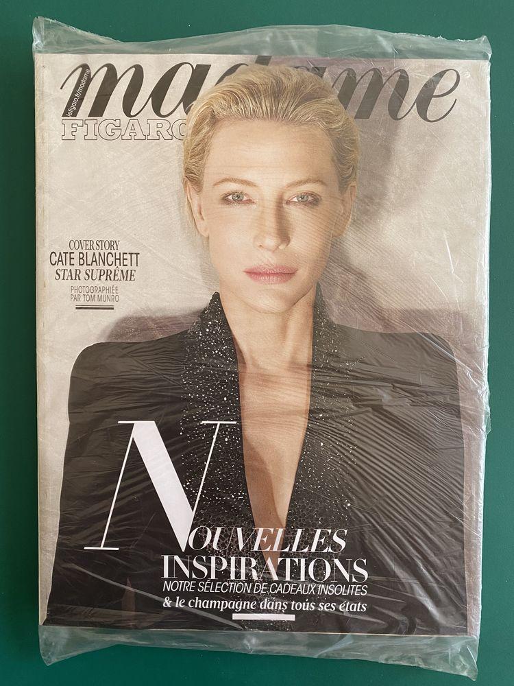 MADAME FIGARO NEUF n°22790 17/11/2017 Cate Blanchett  10 Joué-lès-Tours (37)