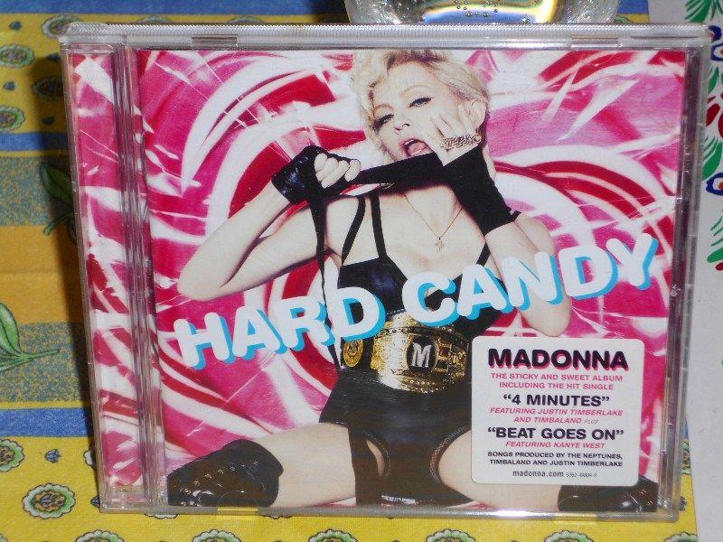 CD Madonna Hard Candy 10 Monflanquin (47)