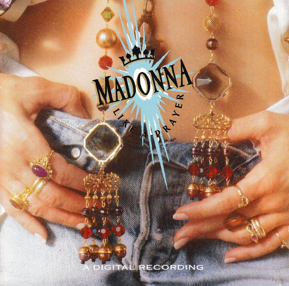 CD   Madonna   Like A Prayer 5 Bagnolet (93)