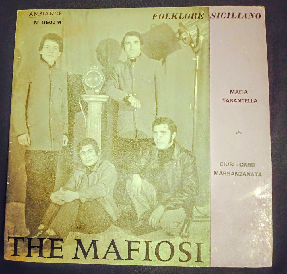 The mafiosi CD et vinyles