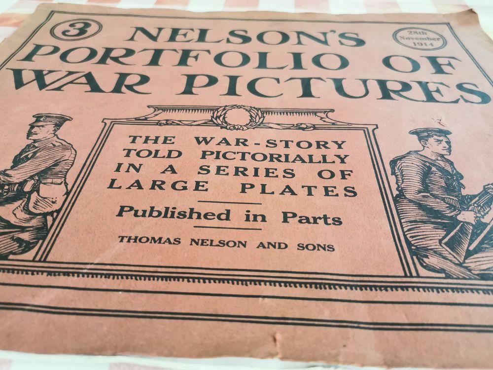 Magazine anglais du 24.11.1914  20 Arles (13)