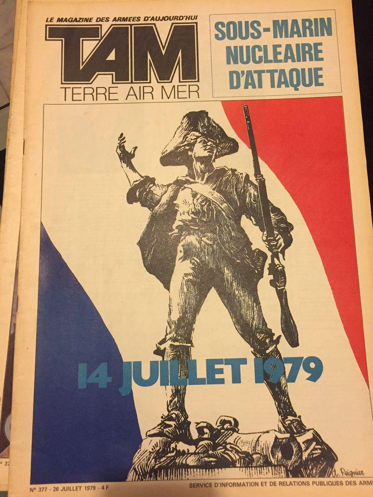 TAM magazine de l?armée 6 Soissons (02)