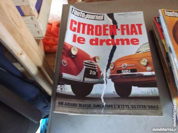 Magazine L'auto journal 2 Granges-Narboz (25)
