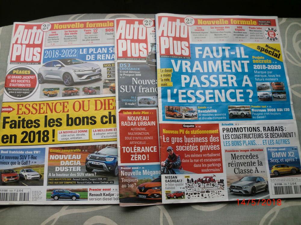 magazine auto plus a 30 cts 0 Merville (59)