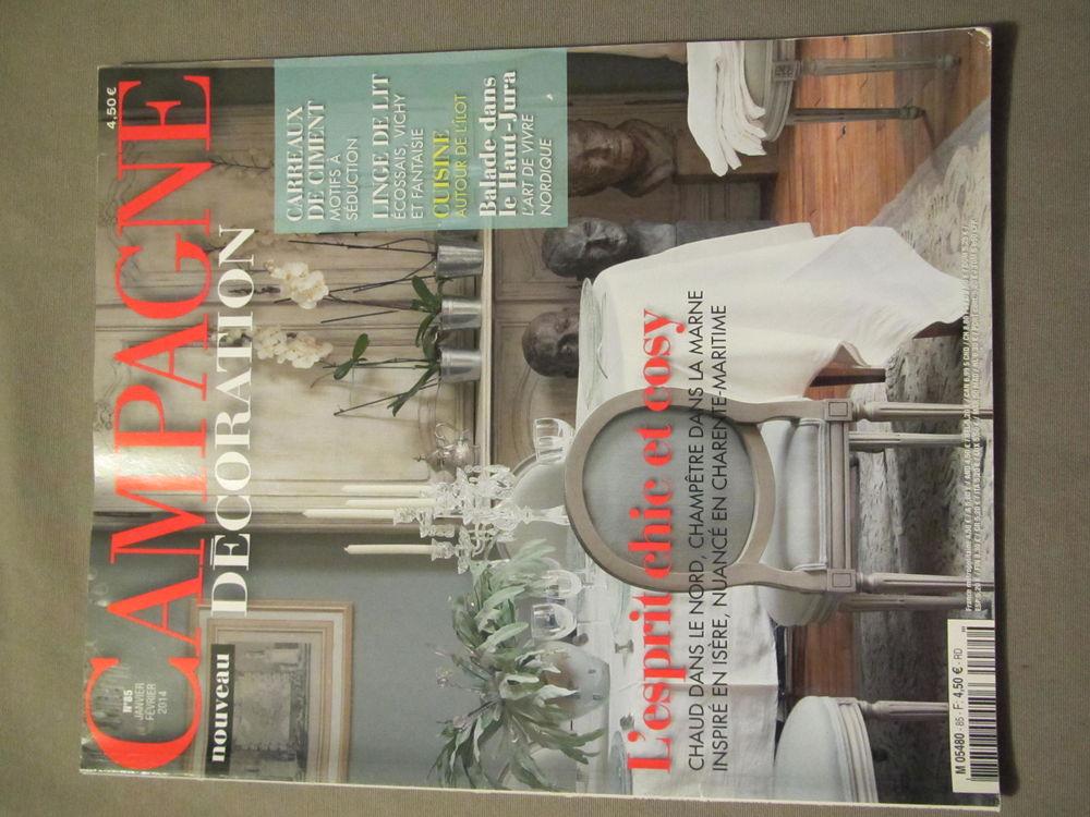 Achetez magazine campagne occasion annonce vente le - Magazine de decoration interieure gratuit ...
