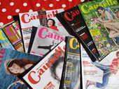 Magazine Causette les premiers numéros 2 Dijon (21)
