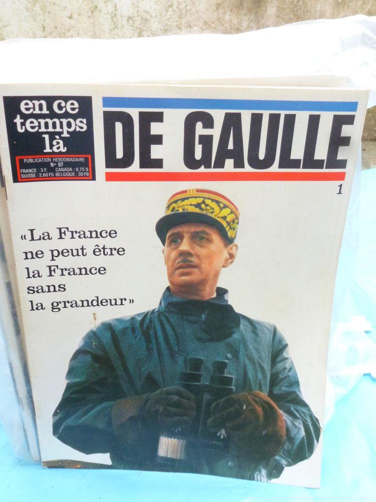 magazine  de CHARLES  DE GAULLE 5 Le Plessis-Robinson (92)
