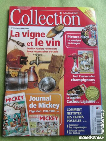 Magazine Collection n° 12 3 Goussainville (95)