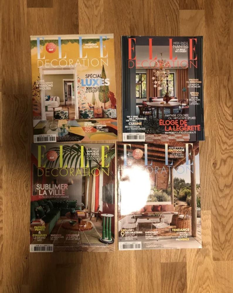 Magazine Elle décoration 15 Vaujours (93)
