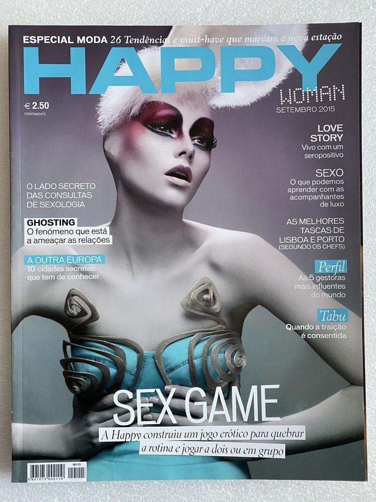 Magazine HAPPY WOMAN PORTUGAL N° 115 Septembre 2015 NEUF 6 Joué-lès-Tours (37)