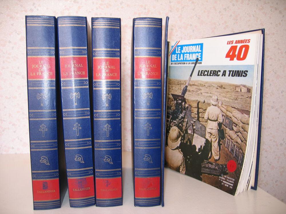 Magazine  Le journal de la France  broché en 5 volumes 25 Toulon (83)