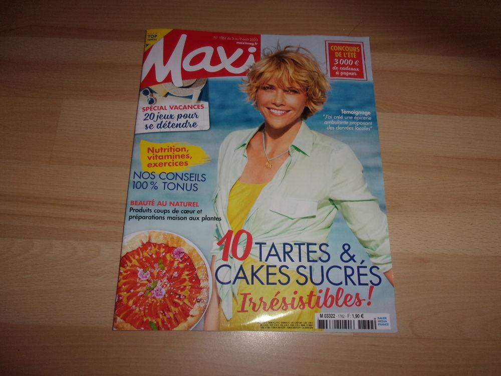 Magazine Maxi Mag N° 1762 (Neuf) Livres et BD