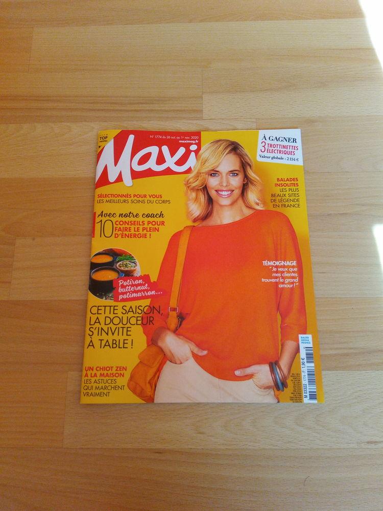 Magazine Maxi Mag N° 1774 (Neuf) Livres et BD