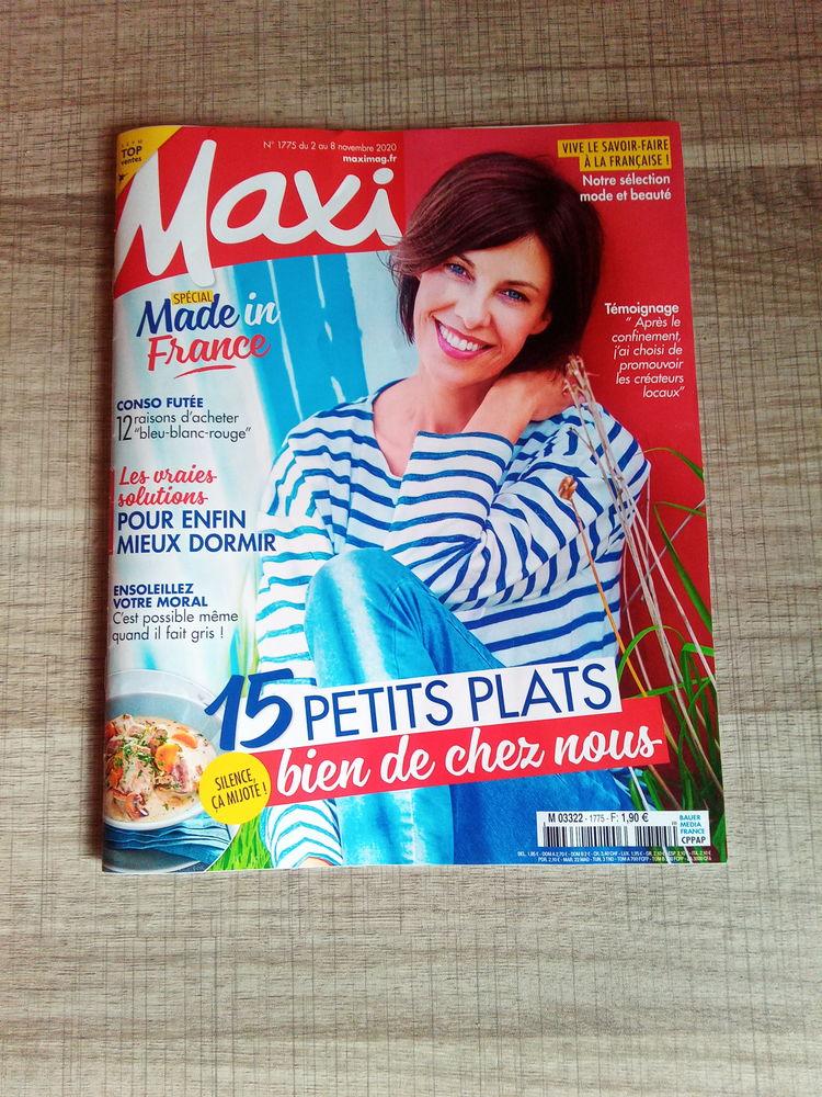 Magazine Maxi Mag N° 1775 (Neuf) Livres et BD