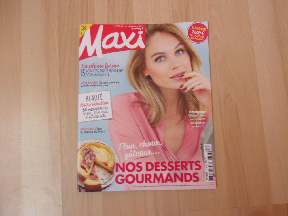 Magazine Maxi Mag N° 1776 (Neuf) Livres et BD
