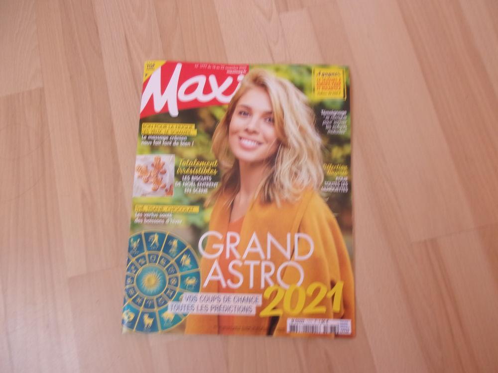 Magazine Maxi Mag N° 1777 (Neuf) Livres et BD