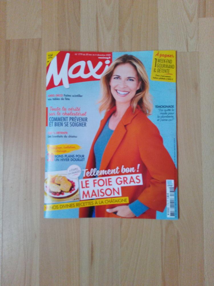 Magazine Maxi Mag N° 1779 (Neuf) Livres et BD