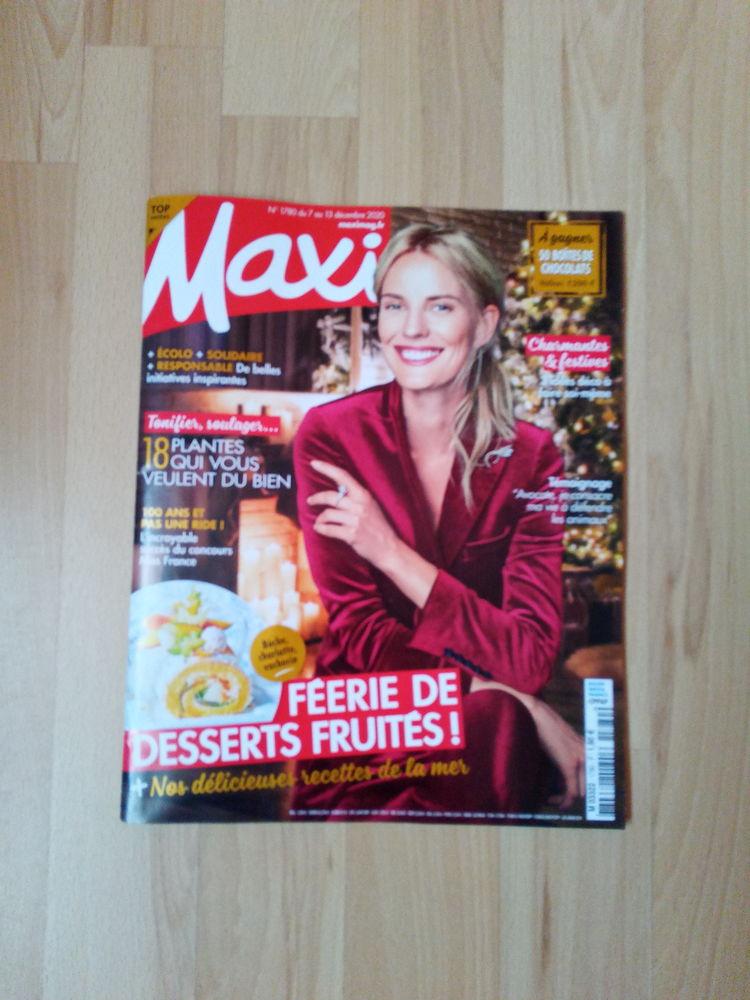 Magazine Maxi Mag N° 1780 (Neuf) Livres et BD