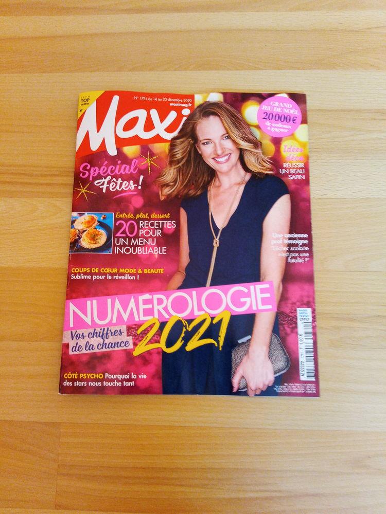 Magazine Maxi Mag N° 1781 (Neuf) Livres et BD